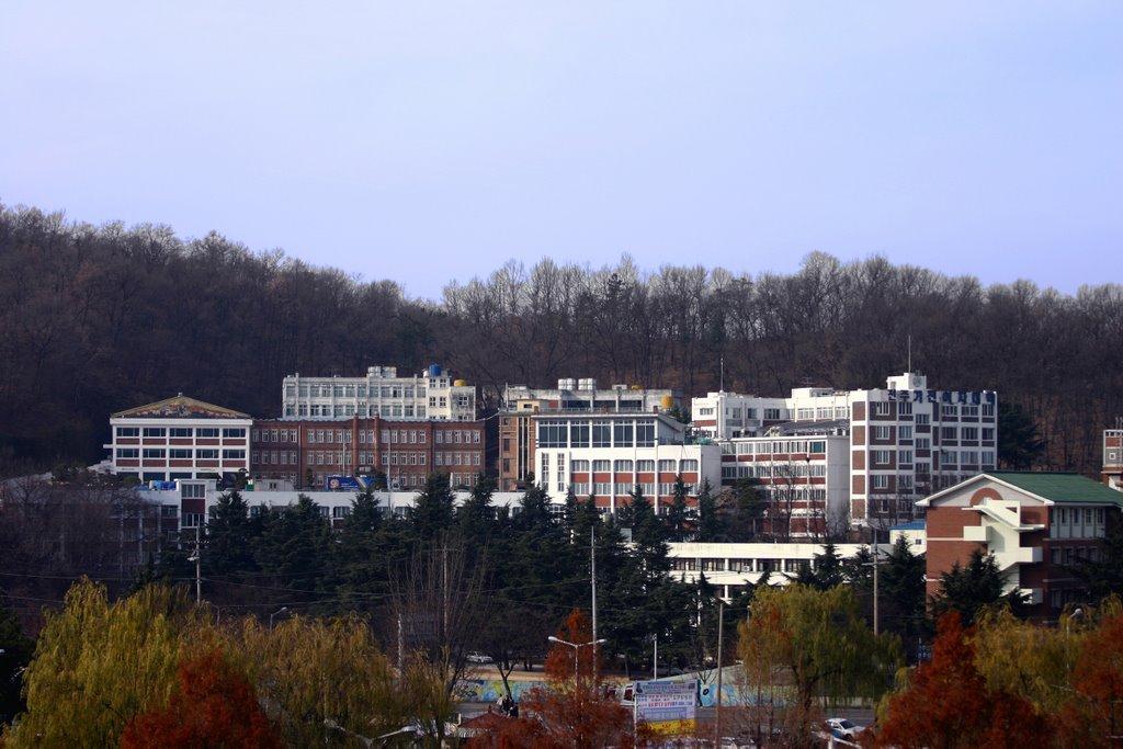 Tổng quan trường đại học Jeonju Kijeon College